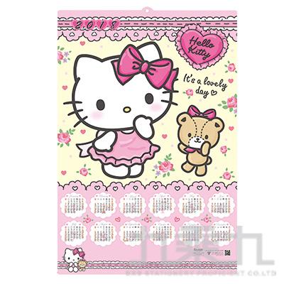 凱蒂貓立體年曆 CAKT-061-CT