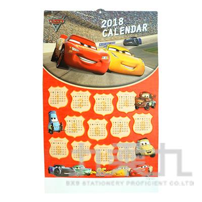 汽車立體年曆 CACR-008-CT
