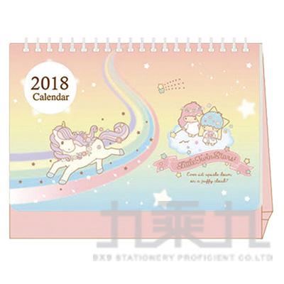 三麗鷗2018桌曆B6 VPMC-326B