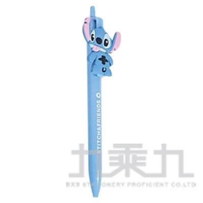 造型史迪奇(藍)原子筆0.38mm/黑芯 80850