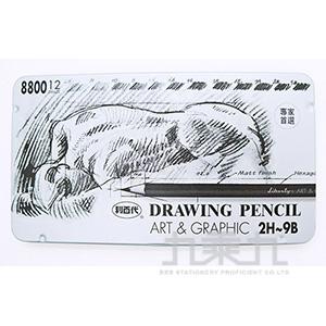 LIBERTY 利百代 專家用繪圖鉛筆CB-8800