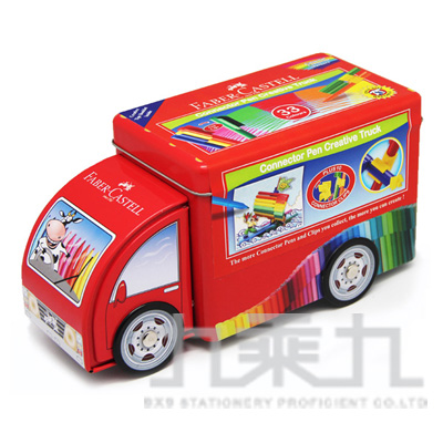汽車造型彩色筆33C 155072