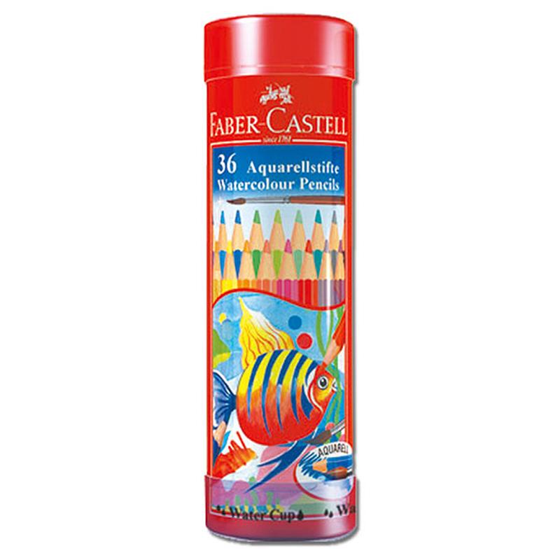 棒棒筒水彩色鉛筆36色 115936