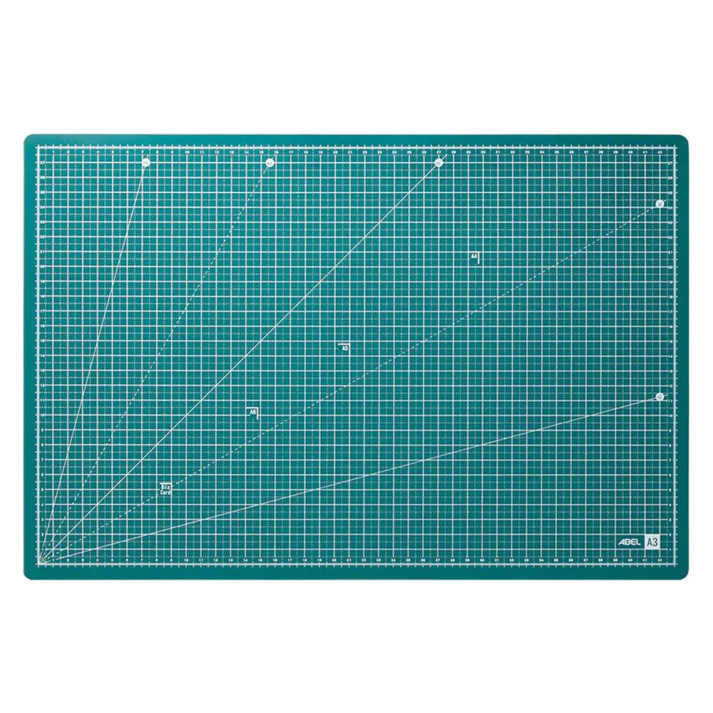 標準割紙墊A3(綠色)(450*300mm)