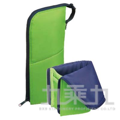 KOKUYO Neo Critz 站立筆袋大容量(藍綠) KOF-VBF181-4