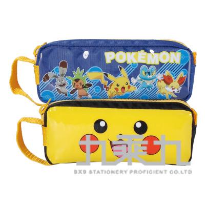 精靈寶可夢大拉鍊方型筆袋 PKWPK200-1