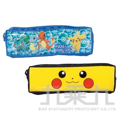 精靈寶可夢大拉鍊中方型筆袋 PKWPK170-1