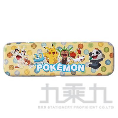 精靈寶可夢雙層鐵筆盒(小) PKDPC90-1