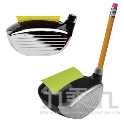 3M高爾夫抽取式便條台GOLF-330