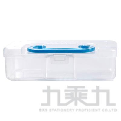 97#愛麗絲手提盒-藍