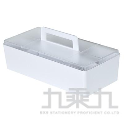 0@CTB-3215L潘朵拉收納盒+上蓋(白)