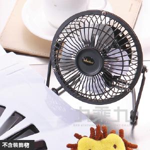 鐵藝鋁葉USB迷你風扇WDE-8201