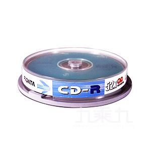 RIDATA CD-R 52X 布丁(10入)