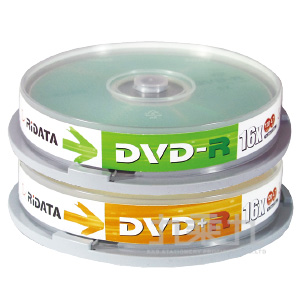 RIDATA 16X DVD-R 布丁(10入)