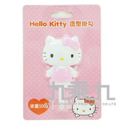 Hello Kitty造型掛勾-站姿粉 MT-574KT-P