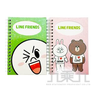 LINE 50K線圈筆記本289819