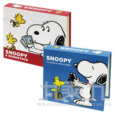 Snoopy拍立得相本 SN-PA01/02
