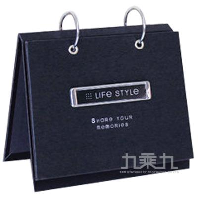 SHINE LIFE STYLE 桌上型相本(黑)SPA-178B