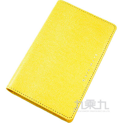 A7時尚和風萬用手冊(珍珠黃) DM-591F