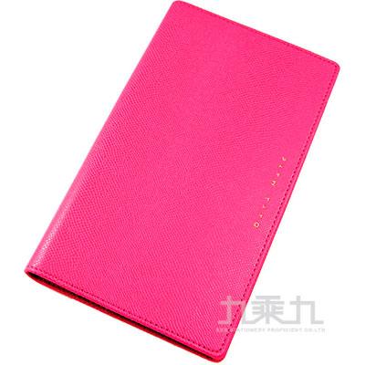 時尚和風DM-791F 桃紅色 A6 萬用手冊