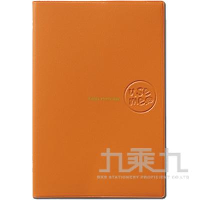 USE ME 32K月週間日記手帳(橘)SFS-45C