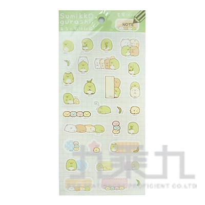 小夥伴貼紙-企鵝 SGSA0102
