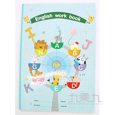 Happy Zoo 25K英語練習簿 05107