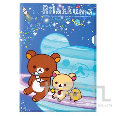 拉拉熊L夾-太空丸子 RK10038B