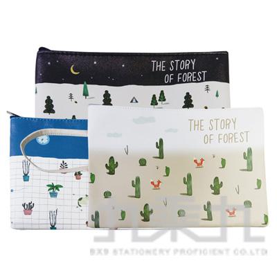 98(H)森林故事迷你拉鍊袋