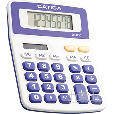 雙電源8位元計算機DS-830