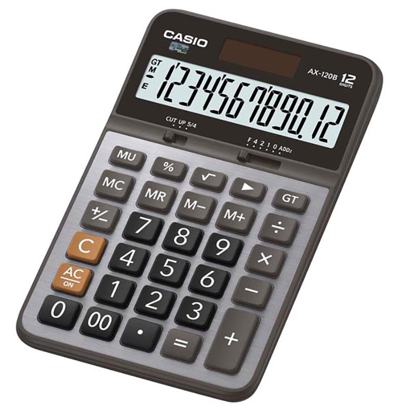 CASIO 12位元 AX-120B計算機