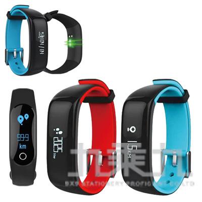 DF-RC智能手環(藍黑)