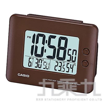 CASIO 鬧鐘 DQ-982N-5D