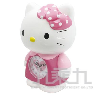 Hello Kitty 30cm可愛大公仔音樂鬧鐘JM-E699-KT