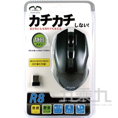 R8無線滑鼠2.4G