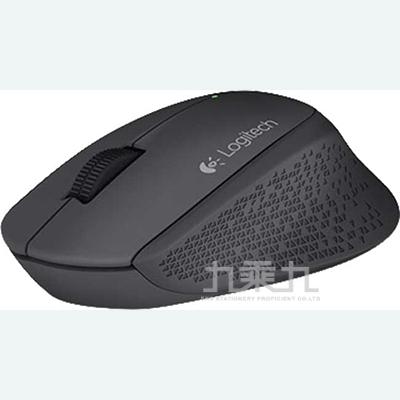 羅技 M280 無線滑鼠 /黑