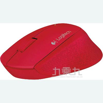 羅技 M280 無線滑鼠 /紅
