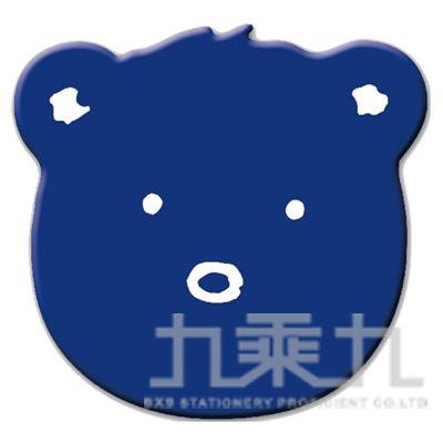 95#米爾熊滑鼠墊-藍 SPB-31A