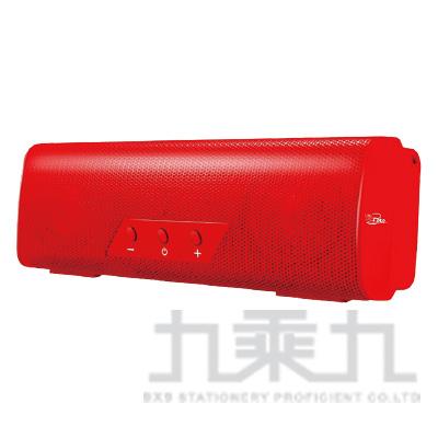T.C.STAR 無線藍牙喇叭(紅) TCS1010RD