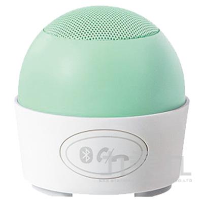 粉漾馬卡龍藍牙喇叭-蜜瓜綠35-PU9902