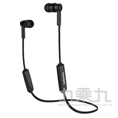 Jabees OBees藍芽4.1時尚運動防水耳機(黑色)