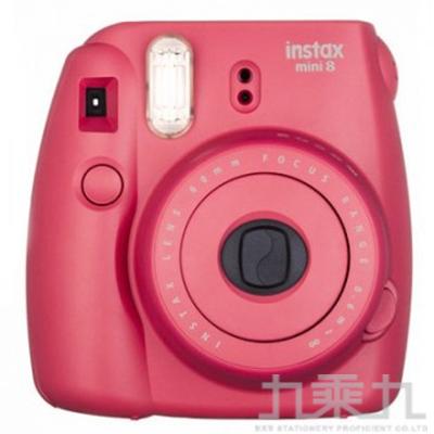 富士馬上看相機mini-8覆盆子-公司貨