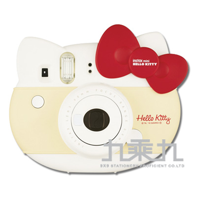 富士Mini 8凱蒂貓造型相機(紅)---公司貨