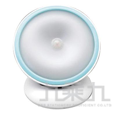 人體感應360度旋轉小夜燈 GN-360
