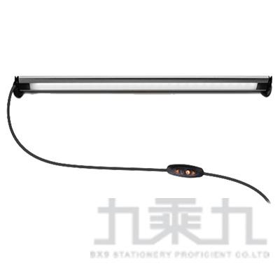 Esense 磁吸式USB LED燈(長)-銀 11-UTD337SL