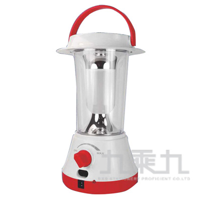 KINYO LED充電式露營燈 CP01