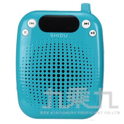 度悅擴音器(海洋藍) TW-A20-UHF