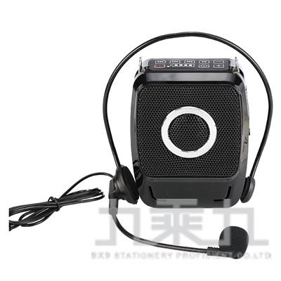 度悅擴音機(黑色) TW-HI92