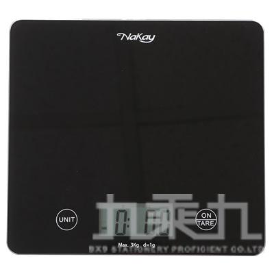 97#NaKay電子料理秤/3kg ND-701