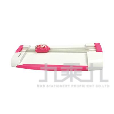 Inozto攜帶式安全裁紙器(粉紅+白) T400